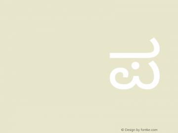 Noto Sans Kannada Regular 图片样张