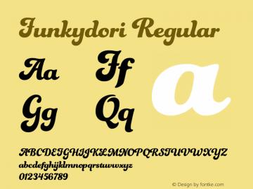 Funkydori Version 1.00图片样张