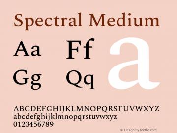Spectral Medium Version 2.001图片样张