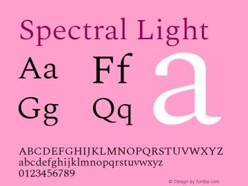 Spectral Light Version 2.001图片样张