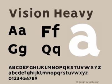 Vision-Heavy 1.0图片样张