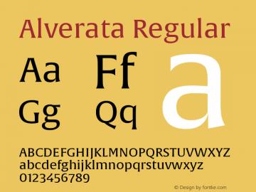Alverata Version 1.001图片样张