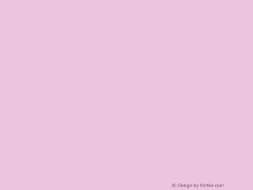 文鼎胡子体 CoolType Version 1.0图片样张