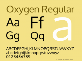 Oxygen Version Release 0.2图片样张