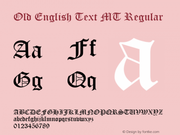Old English Text MT Version 0.00 November 18, 2016图片样张