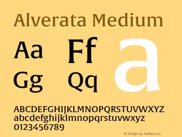 Alverata Md Version 1.001图片样张