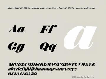 Obsidian Background Italic Version 1.200图片样张