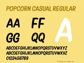 PopcornCasual Version 1.000图片样张