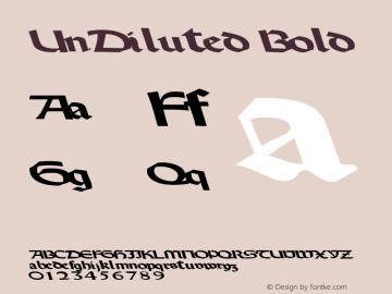 UnDiluted Bold Altsys Metamorphosis:10/29/94图片样张