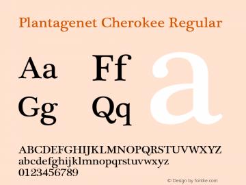 Plantagenet Cherokee Version 5.09图片样张