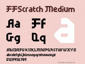 FFScratch Version 001.001图片样张