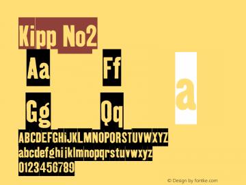 Kipp-No2 Version 001.000图片样张