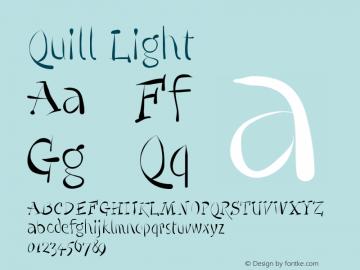 Quill-Light Version 001.000图片样张
