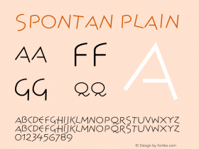 Spontan-Plain Version 001.000图片样张