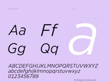 Copyright (C) H&Co | typography.com Version 1.301图片样张