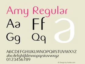 Amy Version 6.00图片样张
