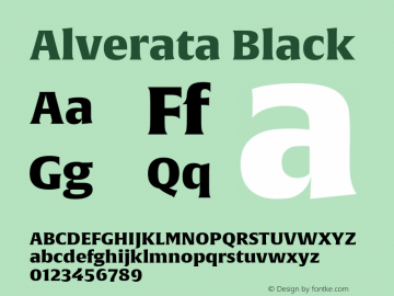 Alverata Bl Version 1.002图片样张