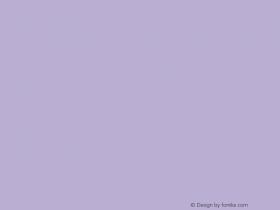 文鼎石头体 CoolType Version 1.0图片样张