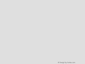 文鼎弹簧体 CoolType Version 1.0图片样张