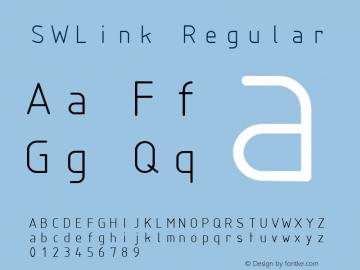 SWLink Version 5.002 2006图片样张