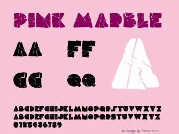 Pink Marble Version 1.000图片样张
