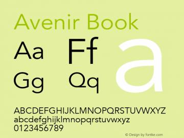 Avenir Book 13.0d3e1图片样张