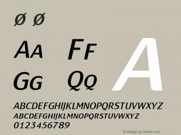 ø Macromedia Fontographer 4.1.5 13.06.2006图片样张