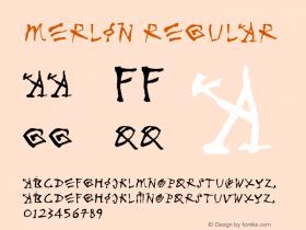 Merlin Version 3.00图片样张