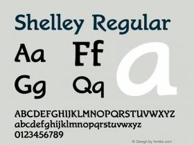 Shelley Version 1.00图片样张