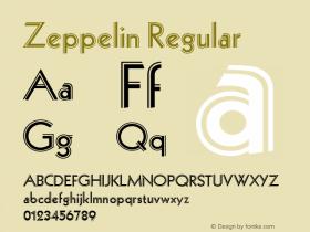 Zeppelin Version 1.00图片样张
