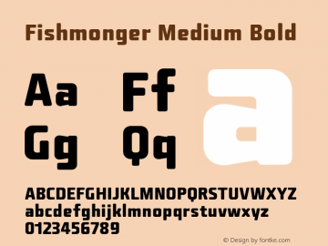 Fishmonger MB Version 2.000图片样张