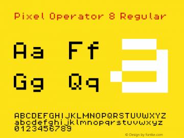 Pixel Operator 8 2018.10.04-1图片样张