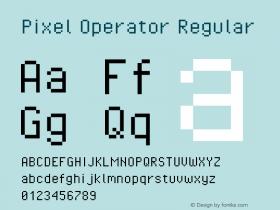 Pixel Operator 2018.10.04-1图片样张