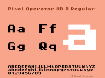 Pixel Operator HB 8 2018.10.04-1图片样张