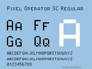 Pixel Operator SC 2018.10.04-1图片样张