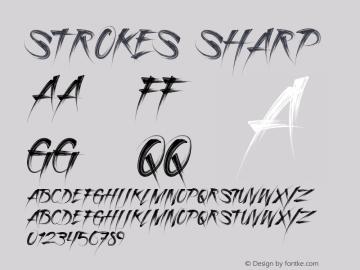 StrokesSharp Version 1.000图片样张