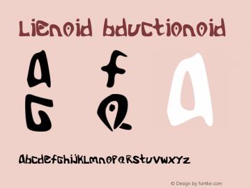 Alienoid Abductionoid Version 1.67图片样张