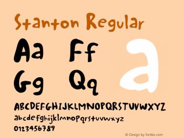 Stanton Version 1.00图片样张