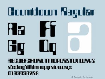 Countdown Version 2.001图片样张