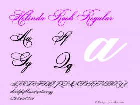 Helinda Rook Version 3.0 8/11/99图片样张