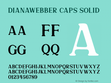 DianaWebberCaps-Solid 1.000图片样张