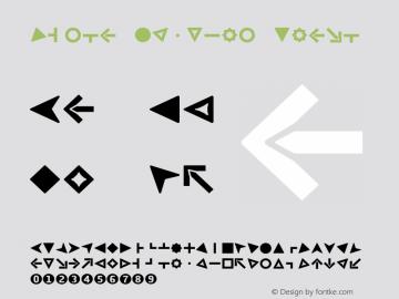 Viska Symbols Black Version 1.001;PS 001.001;hotconv 1.0.70;makeotf.lib2.5.58329图片样张