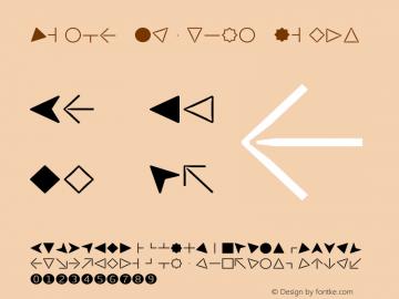 Viska Symbols Light Version 1.001;PS 001.001;hotconv 1.0.70;makeotf.lib2.5.58329图片样张