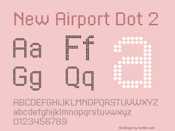 NewAirportDot2 Version 1.001图片样张