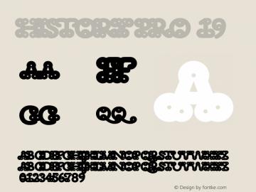 HistoryPro-Nineteen Version 1.0; 2013图片样张