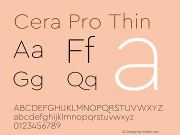CeraPro-Thin Version 6.0 | wf-rip DC20180515图片样张