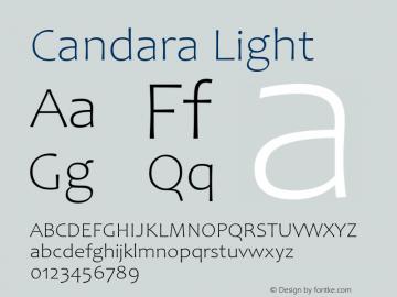 Candara Font Family|Candara-Sans-serif Typeface-Fontke com