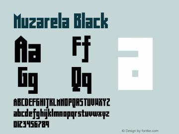 Muzarela-Black Version 1.000图片样张