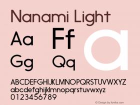 Nanami-Light Version 1.000图片样张
