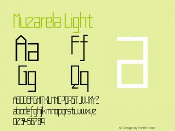 Muzarela-Light Version 1.000图片样张
